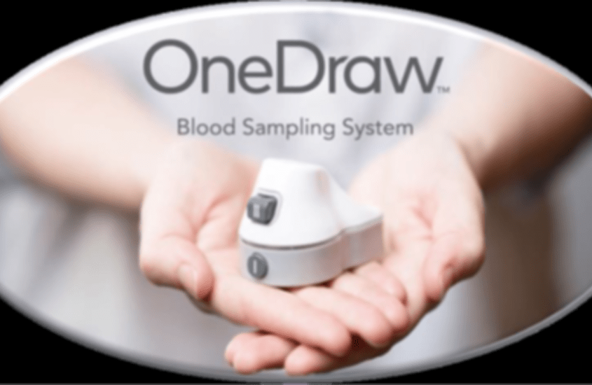 Supporting the adoption of a new blood sampling product image