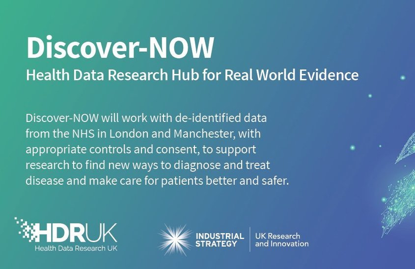 Pioneering north west London research data to enable cutting-edge research and innovation to benefit UK patients led by ICHP image